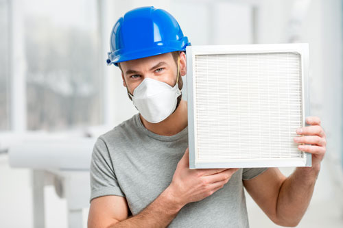 How do I choose an HVAC filter?