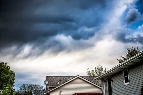 Be prepared for severe weather with a propane whole house generator