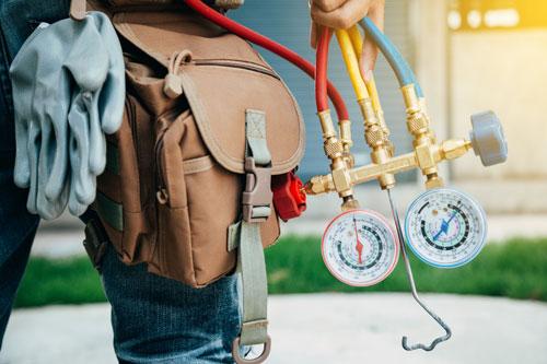 How do I choose a quality HVAC contractor?