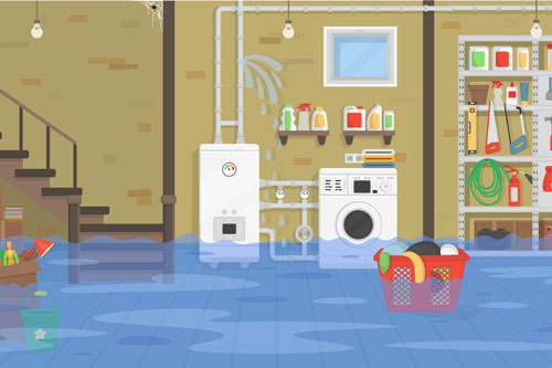 Basement floods: What to do and how to prevent them